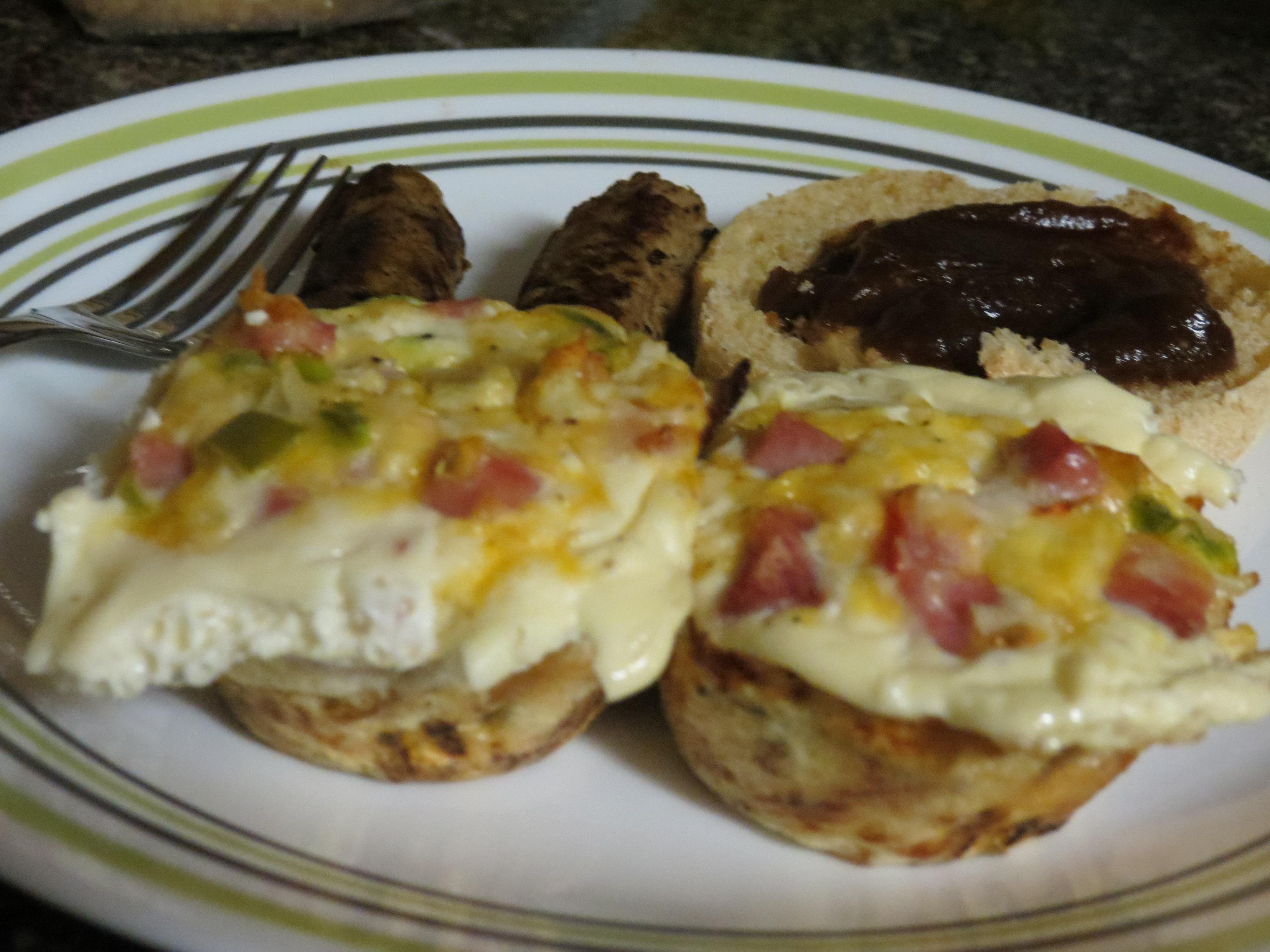 Hash Brown Egg White Nests Recipes — Dishmaps